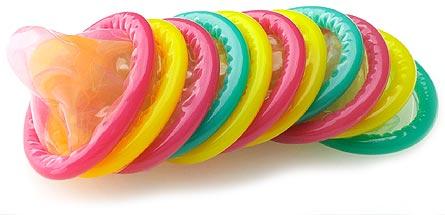 عکس استفاده از کاندوم