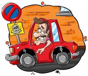 شعر طنز درباره رانندگی در ایران
