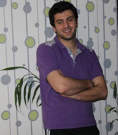 عکس های جدید علی ضیا