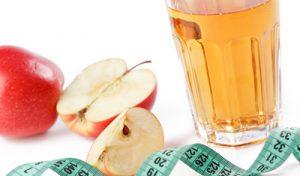 فواید معجزه گر سرکه سیب در کاهش وزن