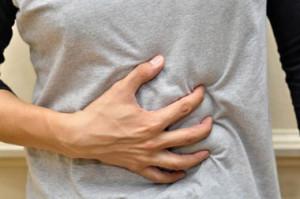 راه درمان نفخ شکم