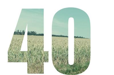 اسرار نهفته در عدد 40