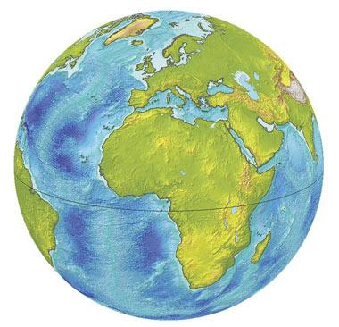 چگونگی تعیین طول و عرض جغرافیایی