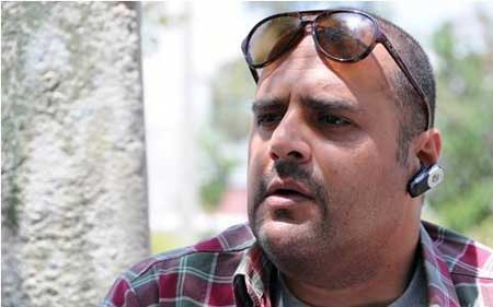 عکس هومن برق نورد بازیگر سریال دزد و پلیس|www.rahafun.com