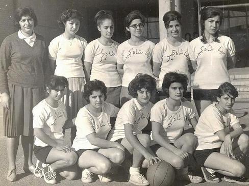image girls iran 2 عکس هنرمندان قدیمی ایران