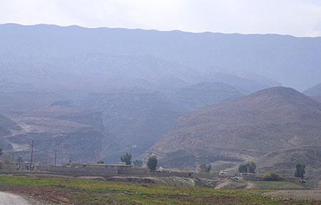 درباره روستای زید در ایلام +عکس