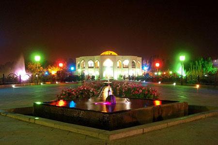 شاه گلی یکی از مهم ترین گردشگاه های شهر تبریز