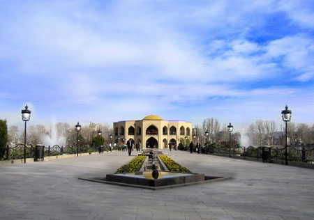 شاه گلی یکی از زیباترین مناطق گردشگری شهر تبریز