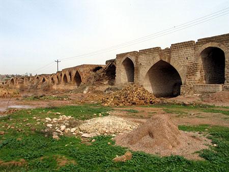 پل شادروان شوشتر قدیمی ترین پل جهان
