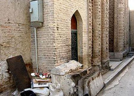مسجد جامع جورجیر، اصفهان