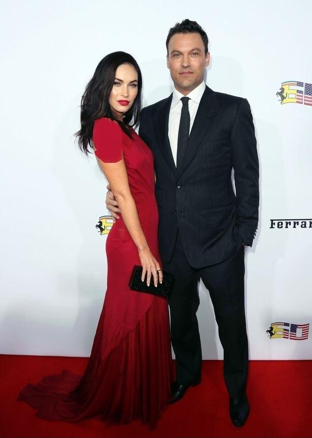 عکس های جدید مگان فاکس و همسرش