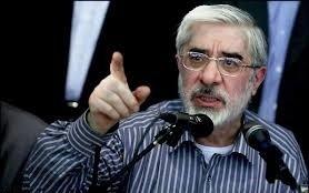 میر حبیب موسوی به بیمارستان منتقل شد