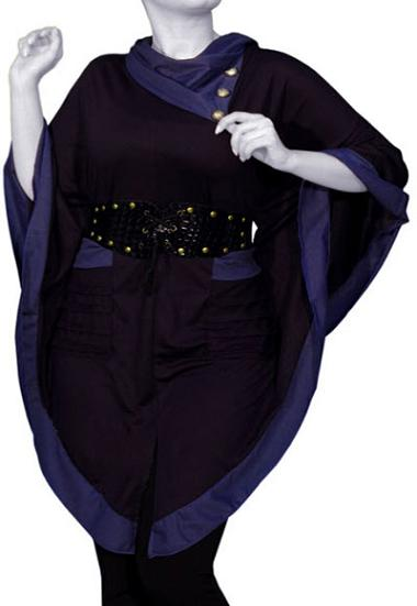 عکس مدل تونیک مانتویی 92