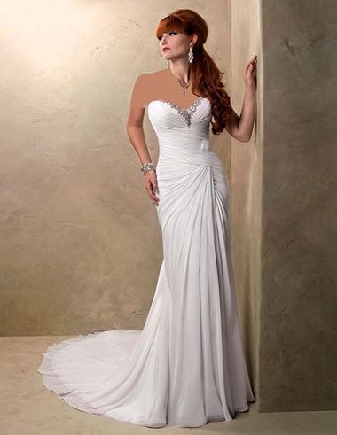 مدل جدید لباس عروس 2013