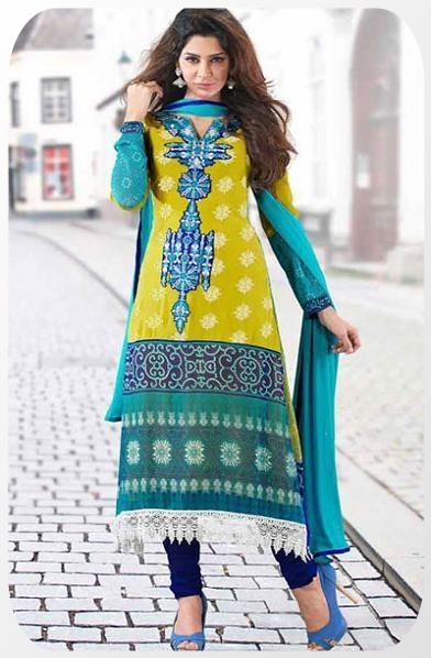 مدل لباس زنانه هندی