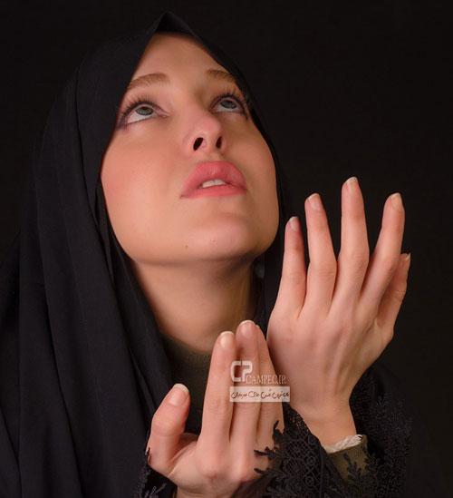 عکس های شیما محمدی بازیگر سریال شاهگوش