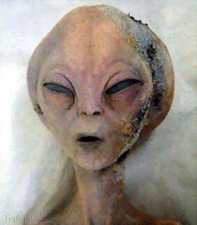 عکس های تکان دهنده موجودات فضایی
