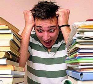 تحصیلات دانشگاهی عامل مهم ایجاد استرس