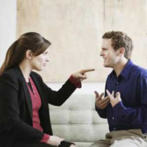 چگونه میشود با ادم خشمگین و عصبانی زندگی کرد