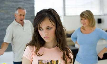 چگونگی رفتار درست با نوجوانان سرکش