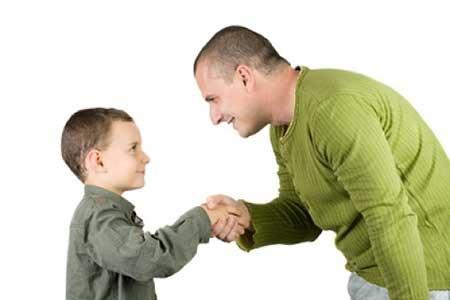 مسئولیت یک پدر در زندگی