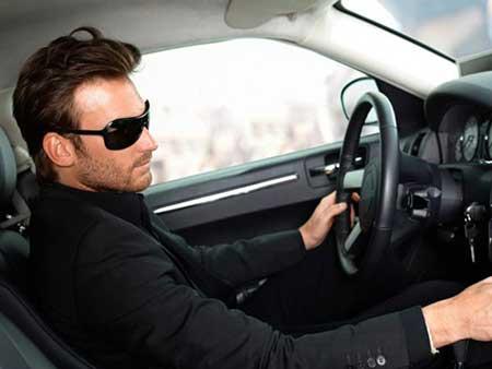 شخصیت افراد در هنگام اتومبیل رانی چگونه است