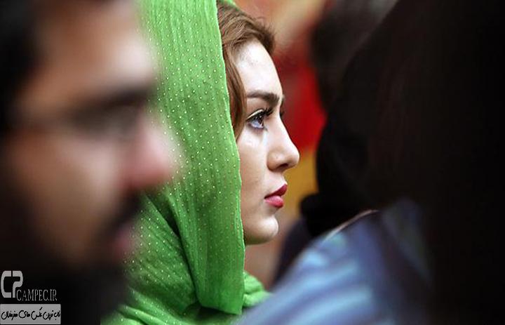 عکس های جدید سحر قریشی و شهرزاد کمال زاده در جشنواره فیلم مقاومت