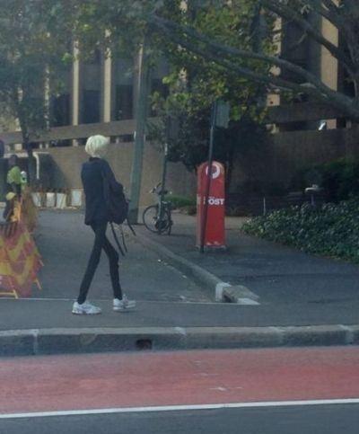 دخترای لاغر ساپورت نپوشید- عکس خنده دار