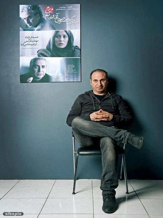 گالری عکس حمید فرخ نژاد,عکسهای جدید حمید فرخنژاد,Hamid FarokhNezhad