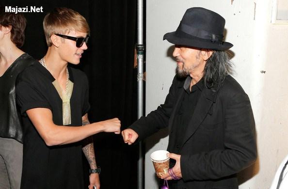 عکس های جدید جاستین بیبر – Justin Bieber
