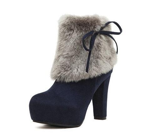 www.ysame.ir- کفش های زمستانی دخترانه جدید