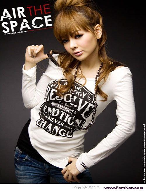 rahafun.com ax 2khtar koreei 11 عکس دخترهای خوشگل کره ای