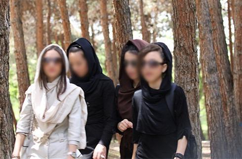 rahafun.com ax 2khtara bihejab tehrani 14 عکس دخترهای بی حجاب تهرانی