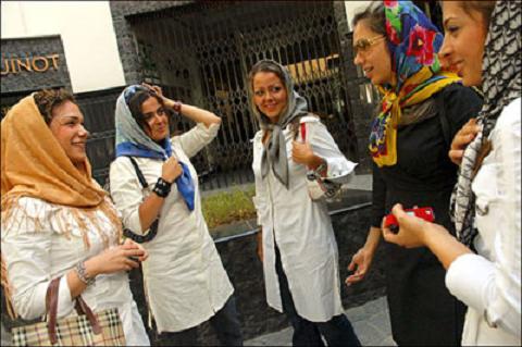 rahafun.com ax 2khtara bihejab tehrani 16 عکس دخترهای بی حجاب تهرانی