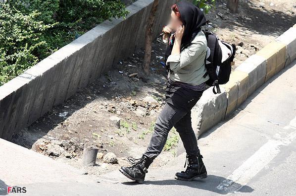 rahafun.com ax 2khtara bihejab tehrani 17 عکس دخترهای بی حجاب تهرانی
