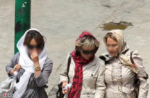rahafun.com ax 2khtara bihejab tehrani 2 عکس دخترهای بی حجاب تهرانی