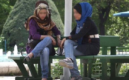 rahafun.com ax 2khtara bihejab tehrani 3 عکس دخترهای بی حجاب تهرانی