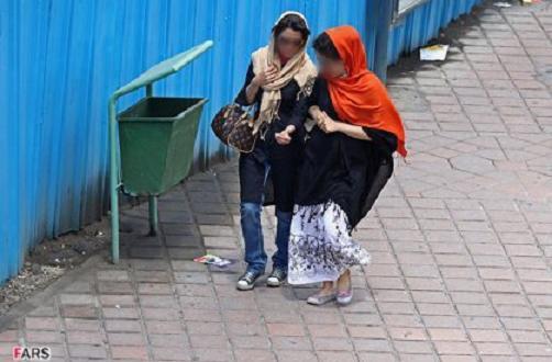 rahafun.com ax 2khtara bihejab tehrani 6 عکس دخترهای بی حجاب تهرانی