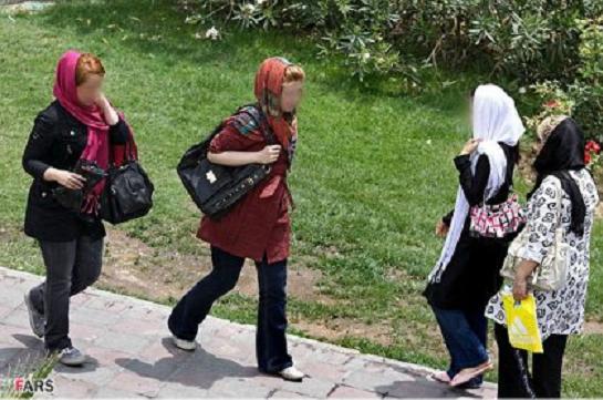 rahafun.com ax 2khtara bihejab tehrani 8 عکس دخترهای بی حجاب تهرانی