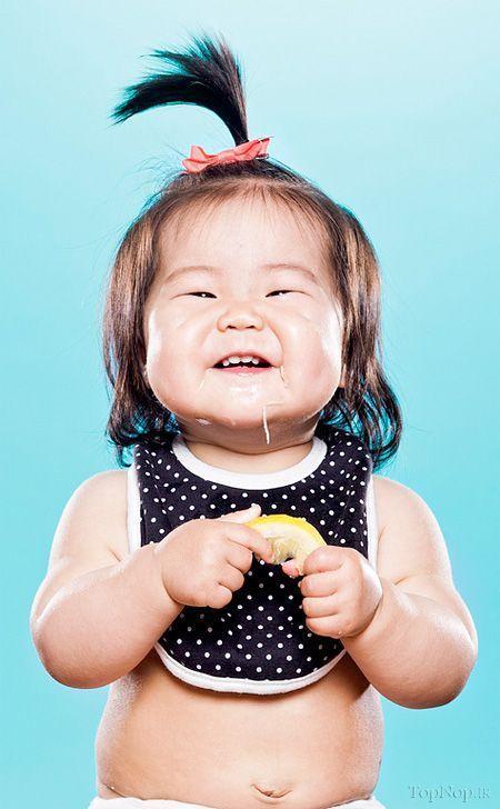 32 عکس باحال از قیافه کودکان,انواع عکس بچه
