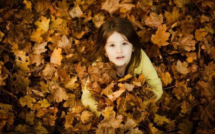 rahafun.com ax bacheha paeiz 32 عکس های زیبا کودکان در فصل پاییز