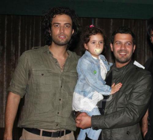 عکس بازیگران ایرانی به همراه فرزندانشان