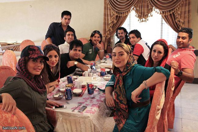 گلچین تک عکسهای بازیگران ایرانی