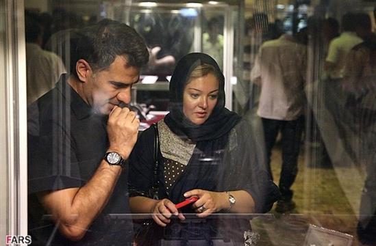عکس بازیگران در سفر تفریحی به تبریز,گلچین عکس بازیگران