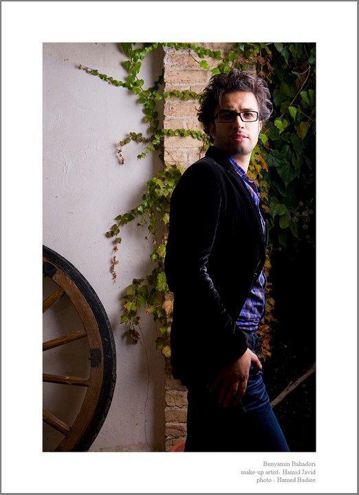 عکس جدید بنیامین بهادری,عکس کنسرت بنیامین