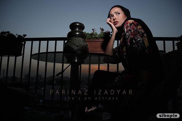 عکسهای جدید پریناز ایزدیار ,Parinaz Izadyar