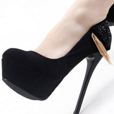 مدل های شیک کفش پاشنه بلند مجلسی,کفش پاشنه بلند دخترانه