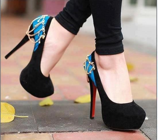 عکس های  مدل کفش زنانه 2013