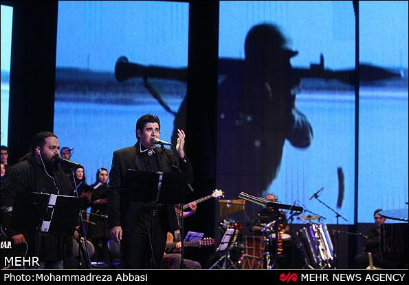 عکس کنسرت مشکرت رضا صادقی سالار عقیلی