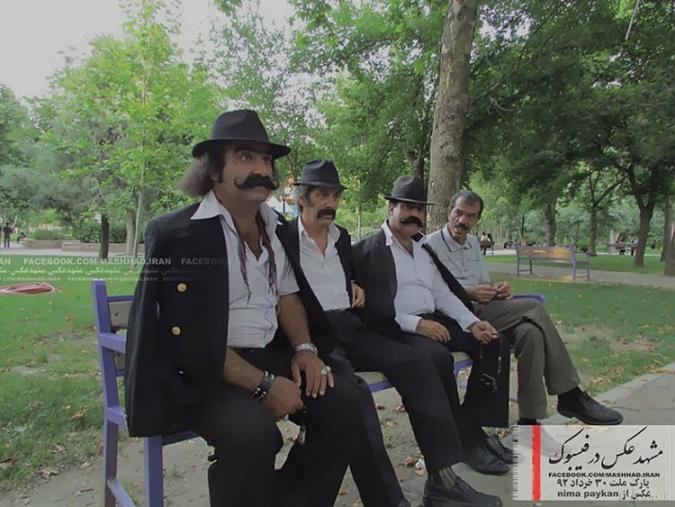 عکس مردهای واقعی - جالب